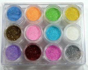 Glitter Powder Set for Nail Art