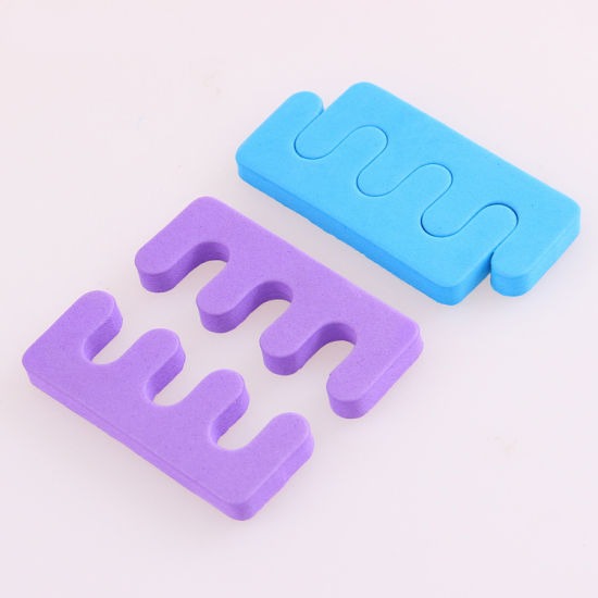 Toe Separators Finger Foot Sponge Soft Gel UV Tools