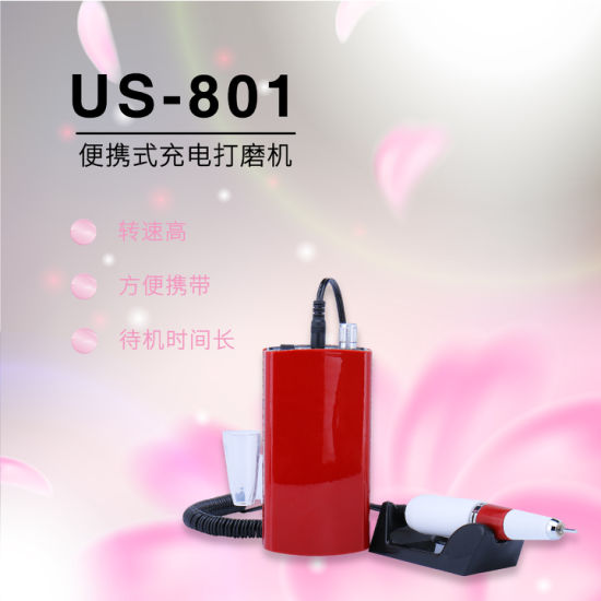 PRO Portable Manicure Charging Nail Drill Milling Machine for Nail Art