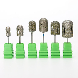 Big Diamond Nail Drill Bit for Manicure Tools Accessories