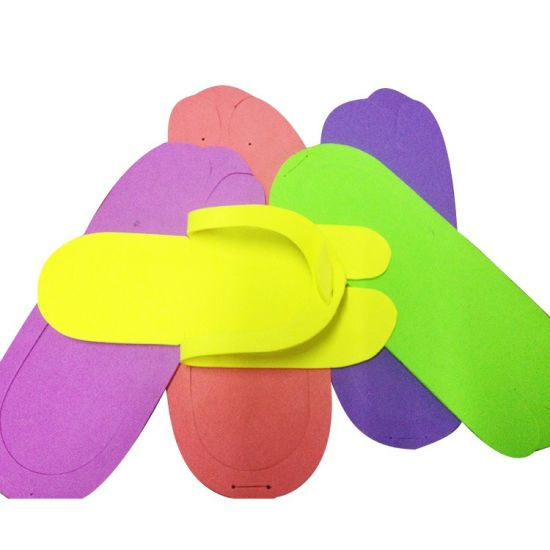 Disposable Pedicure Salon Slippers Manicure Salon Nail Tool