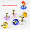 Diamond Nail Tip Holder Display Nail Tips Manicure Nail Tool