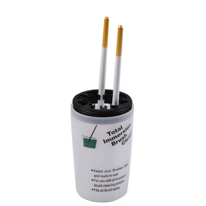 Professional Handy Holder Cleaner Cup Nail Art Brush Pot Tool