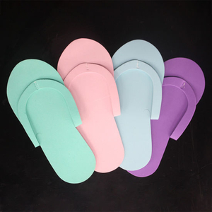 Disposable Manicure Slipper Comfortable Nail Art Salon EVA Foam Material