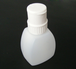 Plastic Pump Bottle for Nail Care